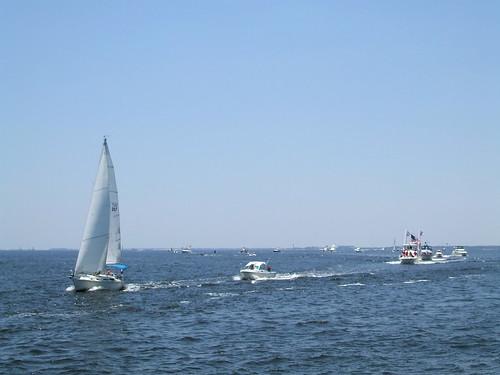 sailboat boatparade pensacolafl