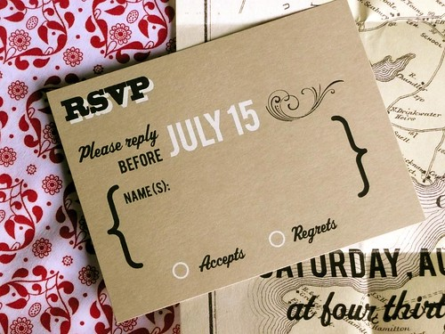 Printhouse(45) Blog » Blog Archive » 17 Standout Wedding Postcard