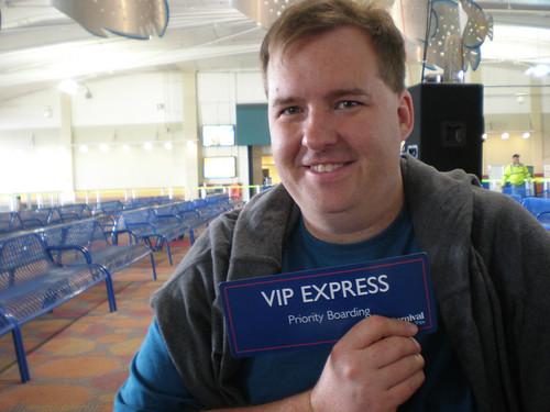 Mike, VIP