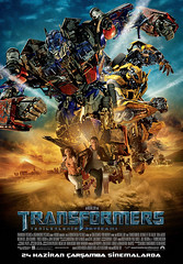 Transformers: Yenilenlerin İntikamı - Transformers: Revenge of the Fallen (2009)