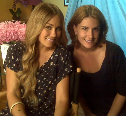 Lauren Conrad and me