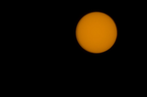The sun without sunspots