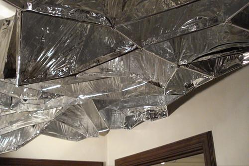 Mylar Ceiling