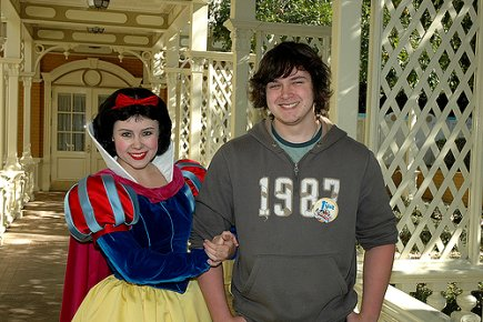 Max & Snow White