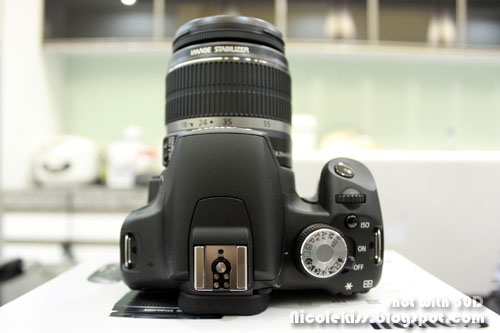 500D top view