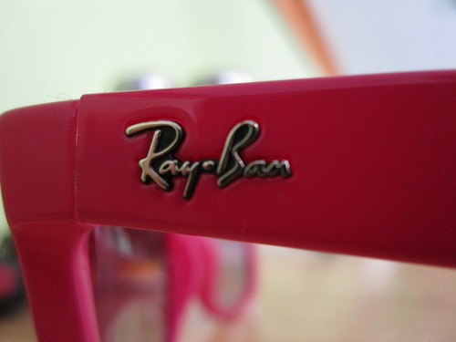 Ray-Ban Pink by Brodowski.