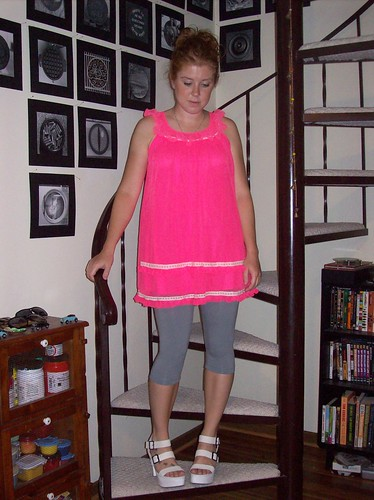 6-23-09 I'm a walking highlighter