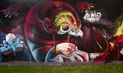 st. art silesia (BREakONE) Tags: art st wall effects one graffiti break colored afx silesia