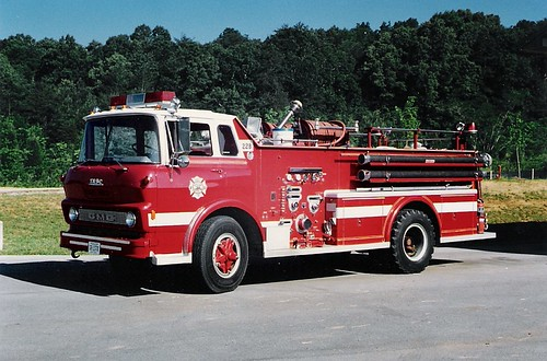 Vonore FD Eng 228 1970 GMC/TASC 1000/500 G-M sn 240