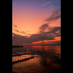 K20D0884 (Bob West) Tags: sunset ontario clouds erieau southwestontario bobwest rondeaubay k20d pentax1224 gaju2810
