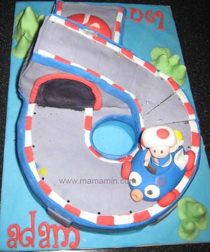 Wii Mario Kart 6
