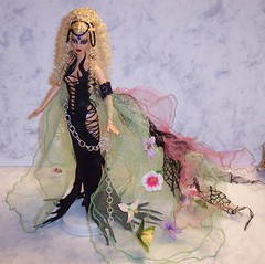 percephone (plumaluna07@sbcglobal.net) Tags: ooak gothic barbie