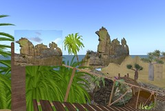 Unique Rock Formation - Isalo (digital.dreambuilder) Tags: lemur gaia madagascar wwf olg sifaka openlife olx