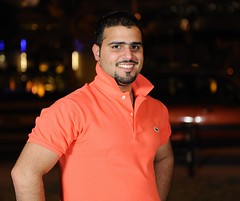 Night Portrait ( Saleh AlRashaid / www.Salehphotography.net) Tags: ed photo gulf outdoor middleeast arab kuwait nikkor afs gcc kuwaiti q8 saleh  2470mm kuwaity         f28g stateofkuwait  leefilters  salehalrashaid salehphotographynet