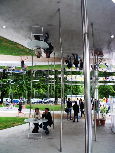 serpentine pavilion 2009 by you.