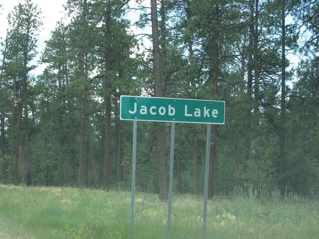 Jacob Lake, Arizona