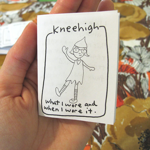 Kneehigh What I Wore and When I Wore It