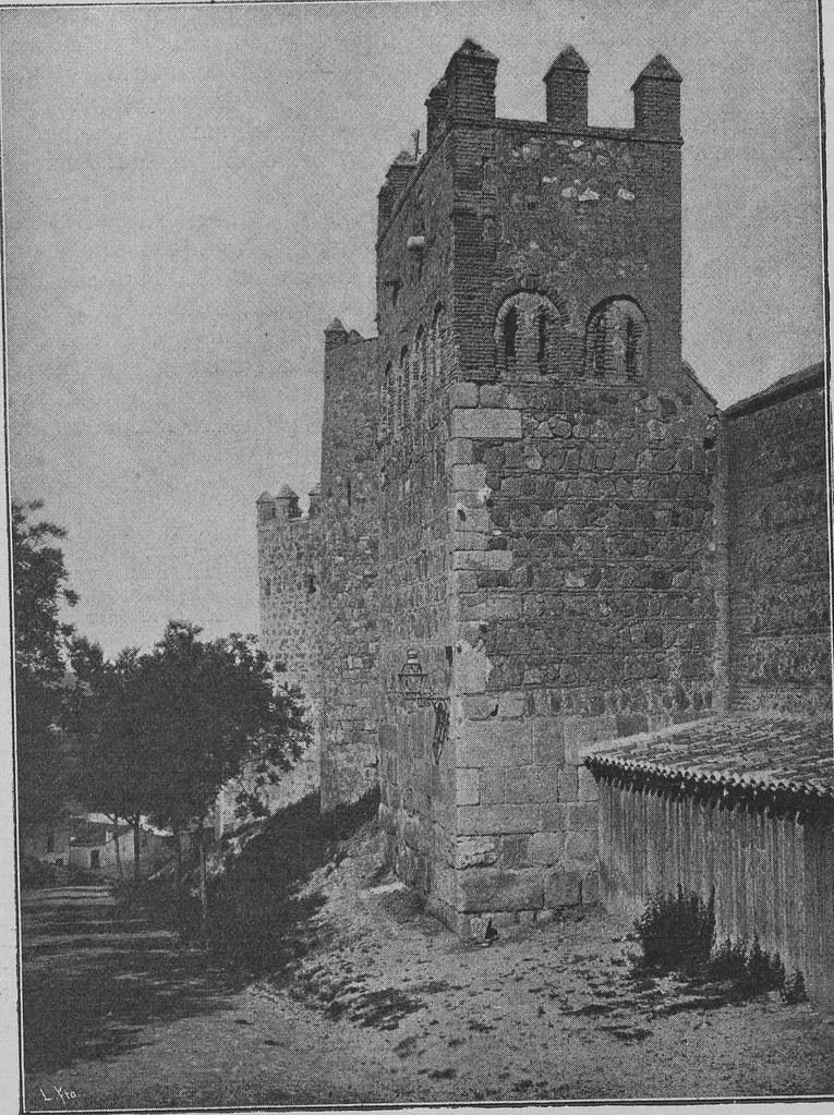 Torres de la Reina, Toledo, hacia 1900