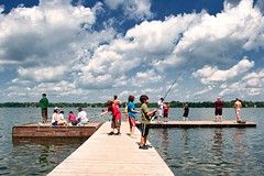 Not Drowning Worms (Still The Oldie) Tags: summer lake ontario canada fishing dock uncool muskoka basslake orillia dockside cool2 cool5 cool3 cool6 cool1 cool7 uncool2 uncool3 uncool4