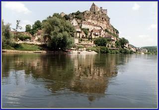 1993.06.01 BEYNAC-et-CAZENAC - Le village et son château