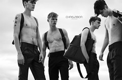 Chris & Tibor SS 2010 (Kai Z Feng Blog) Tags: chris isaac kai z campaign moritz feng marko tibor torrens carew rorry