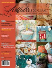 Artful blogging summer 2008