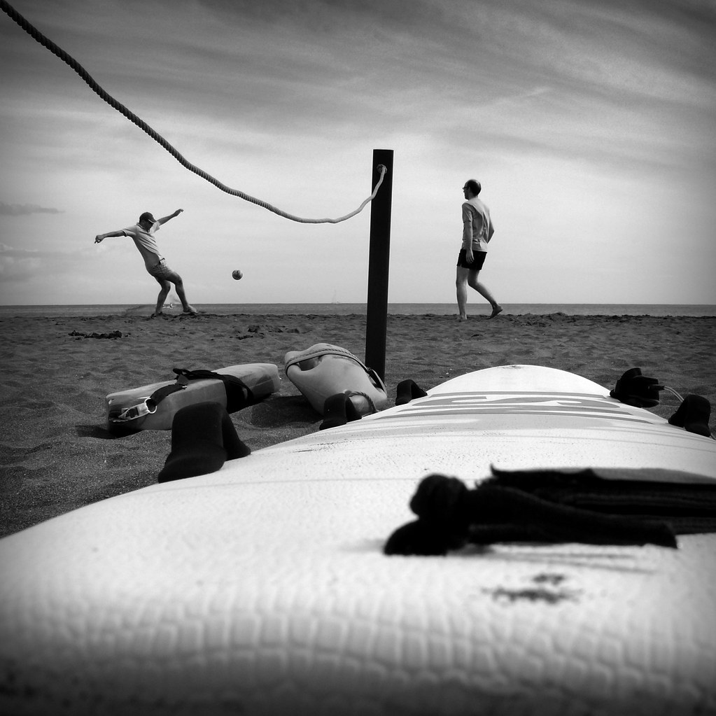 ganes of beach #P1190653