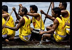 Nehru Trophy - Snake Boat Race - Allapuzha