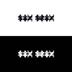 SIX MIX (Kliment*) Tags: 6 logo typography mix graphic remix bulgaria type typo six iconic vector logotype typographic bulgarian logotypo sixmix