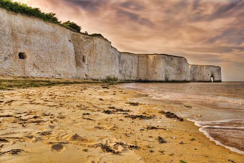 Botany Bay Kent. Botany Bay, Kingsgate, Kent