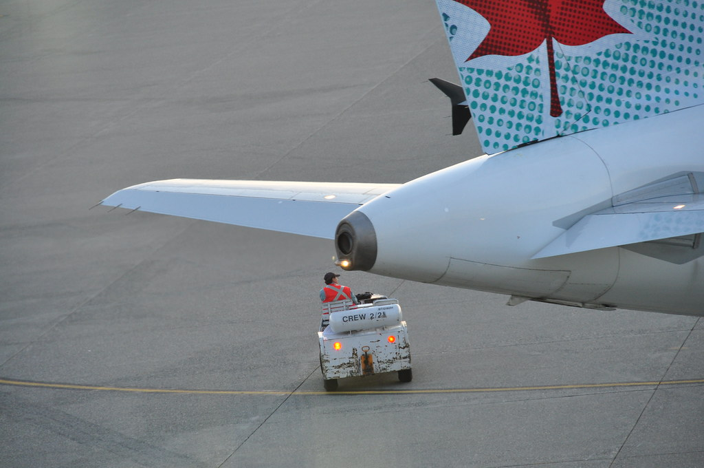 CYVR - Vancouver Intl by abdallahh, on Flickr