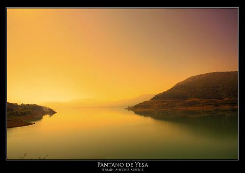 Pantano de Yesa