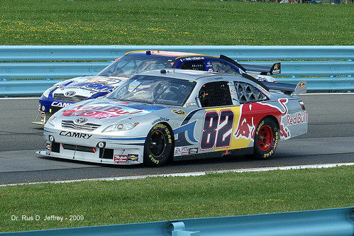 Scott Speed – David Reutimann
