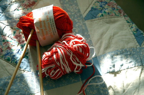 Dishcloth making