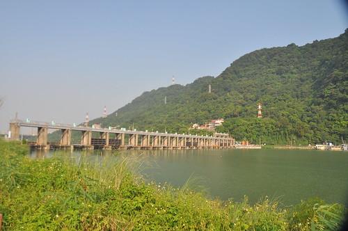 鶯歌攔水壩