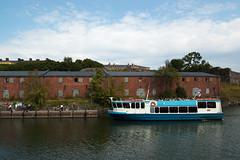 Fähre auf Suomenlinna (W***) Tags: insel schiff gebäude geb gebude