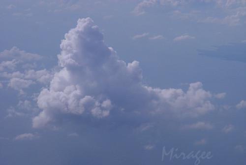 singapore plane sky
