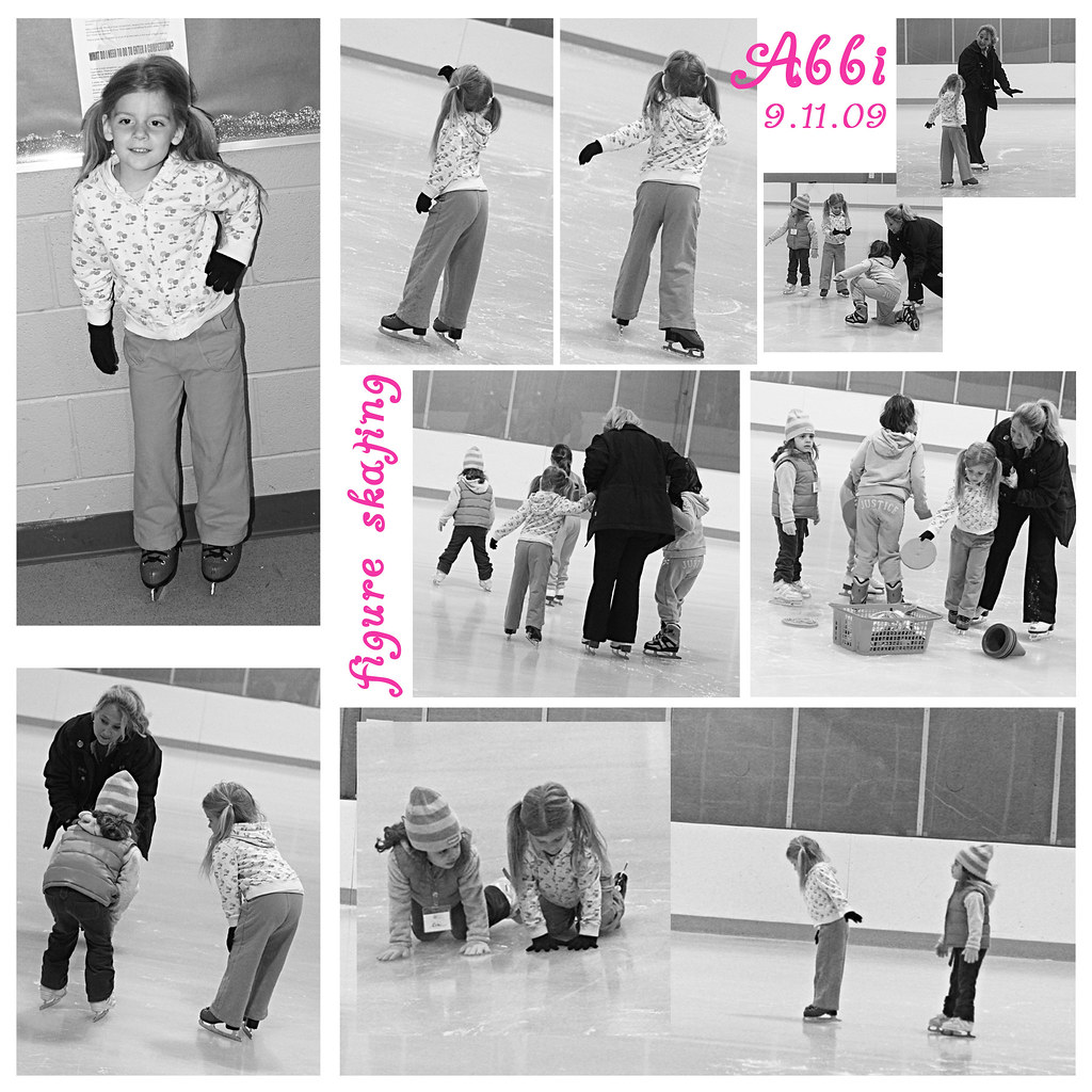 First Skating Lessons