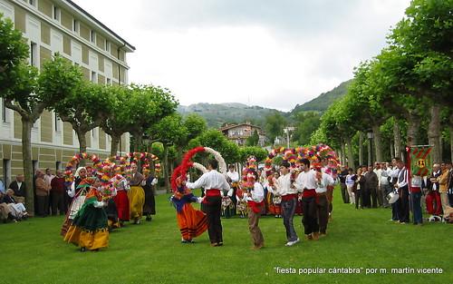 Fiesta popular en Cantabria 5