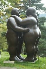 Fernando Botero: Dancers.