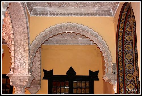 Arcos del Patio Central