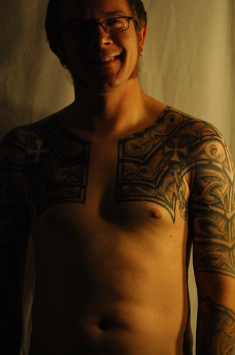 body armor. minneapolis tattoo