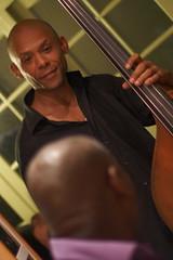Sunday Night Effra (Sia A) Tags: music pub bass live sunday jazz microphone brixton doublebass effra effratavern effrafc laurendalrymple sundaynitejam