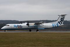 G-ECOG - FlyBe British European - De Havilland Canada DHC-8-402 Dash 8 (DHC-8) - Luton - 090112 - Steven Gray - IMG_6590