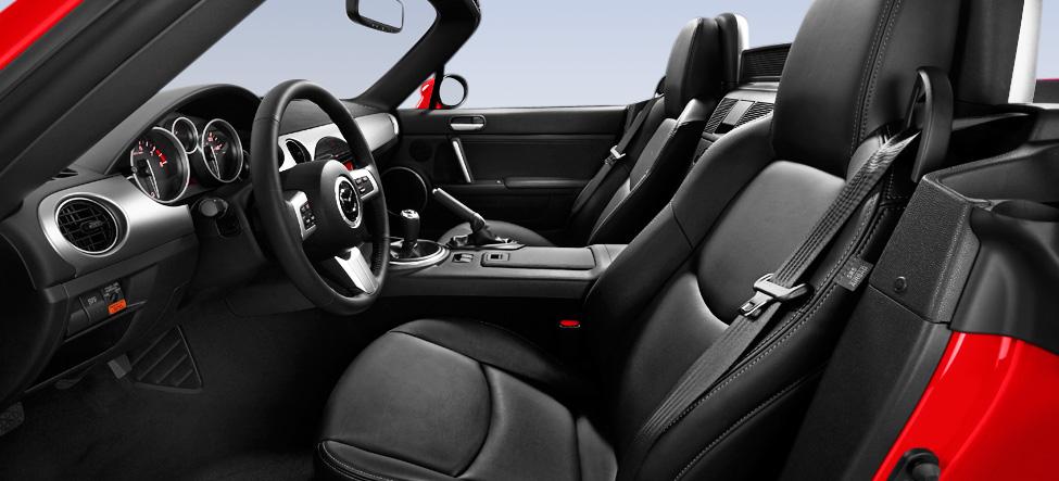 Mazda MX-5 6-way driver seat