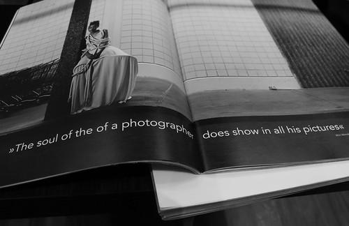 Photographer's soul