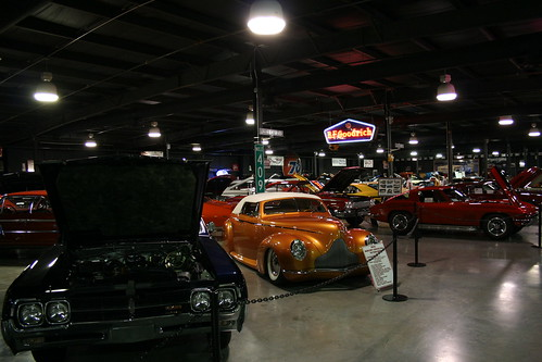 Floyd Garret Muscle Car Museum