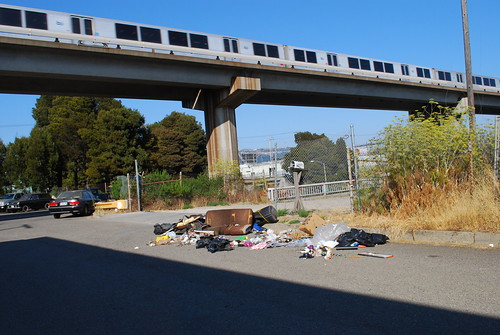 A BART's-eye View of Oakland