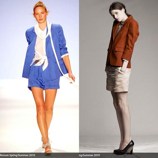2010 Boyfriend Blazer Ceket Modelleri