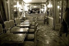 venice piazza san marco restaurant